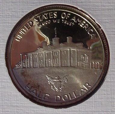 halbe dollar münze 1964 wert